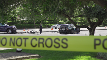 Dwight Road, Laguna collision sends 4 to hospital in Elk Grove, 1 with critical injuries