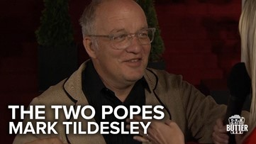The Two Popes: Mark Tildesley recreates the Sistine Chapel | Extra Butter