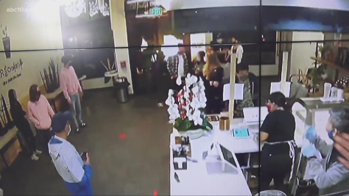Sacramento woman witnessed man set people on fire in Berkeley boba tea shop