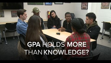 Cordova High School students talk about what's really emphasized in high school today