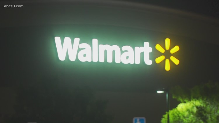 Electronics pilfered in armed robbery at Roseville Walmart, police say