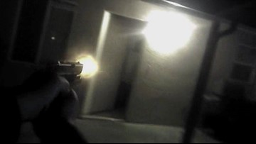 'Shots fired — he threw something at me' | Modesto Police release body camera footage of shooting five years later