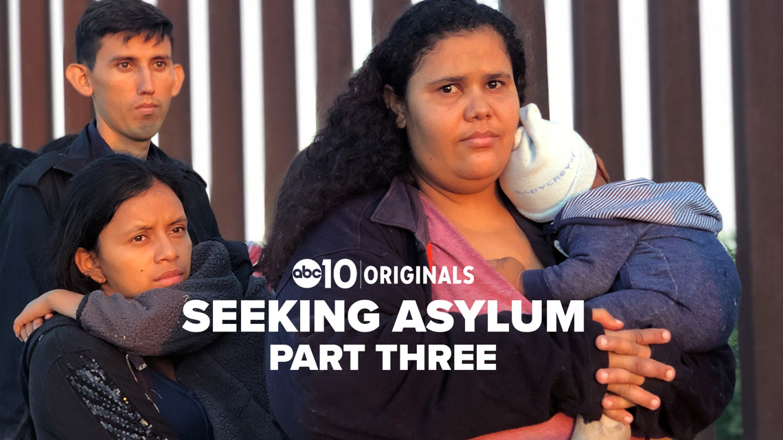 Seeking Asylum: Part Three