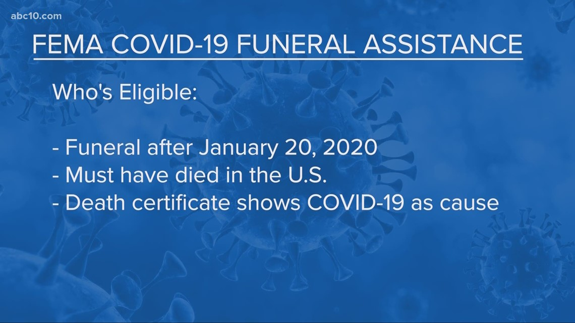 FEMA could help you cover coronavirus-related funeral costs | What you need to know