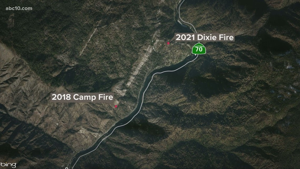 Learning more about PG&E possible involvement with the Dixie Fire   Wildfire Updates