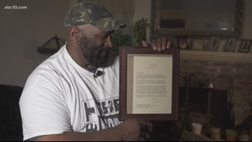 Sacramento man recalls being honored as one of George H.W. Bush's 'Thousand Points of Light'