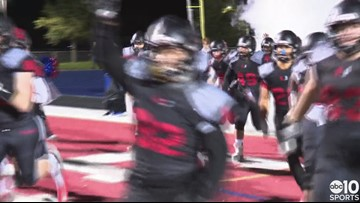 Clayton Valley Charter beats Elk Grove Thundering Herd in Division 2-AA CIF NorCal Championships