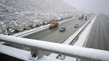 Drivers stranded on I-80 for hours and more snow is on the way