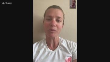 Olympic hopeful Kim Conley on the decision to postpone the 2020 Tokyo Summer Olympics | Coronavirus in Context
