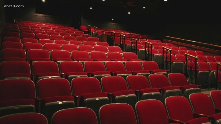 El Dorado County movie theaters not open yet, despite move into red tier