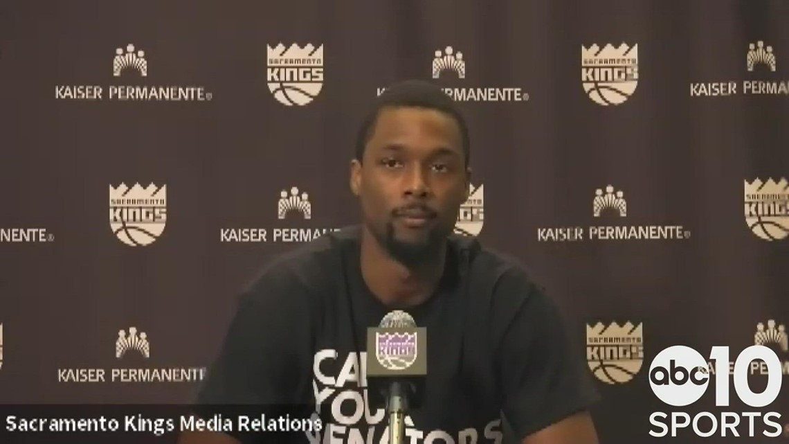 Harrison Barnes on entering the offseason following a disappointing Sacramento Kings season