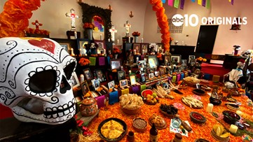 Celebrate Día de los Muertos with this local business