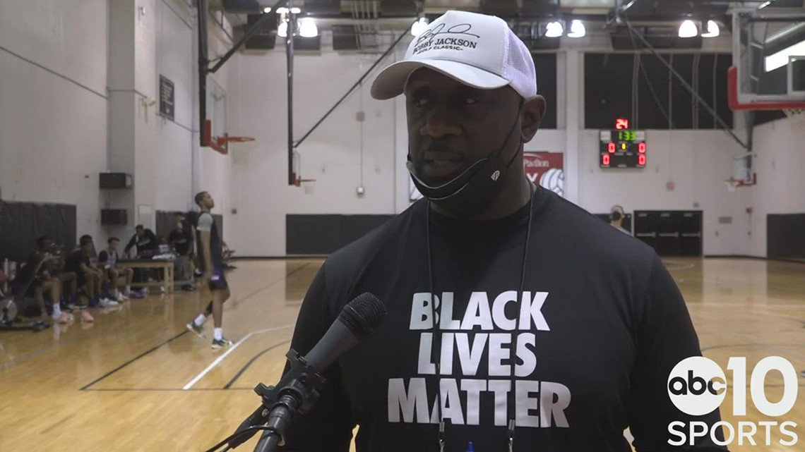 Sacramento Kings summer league head coach Bobby Jackson previews Las Vegas championship vs. Boston