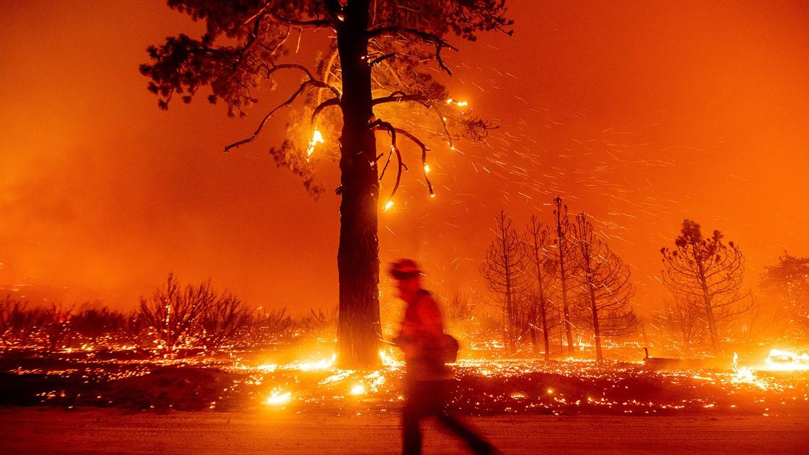 Dixie Fire   Evacuations, road closures, updates   abc10.com