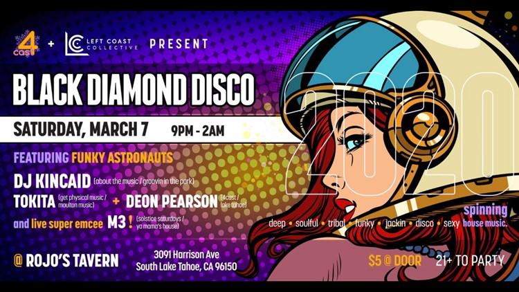 Black Diamond Disco 2020