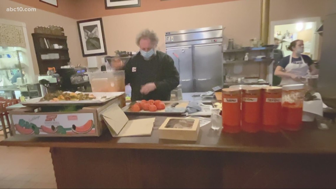 Sacramento chef to host virtual Sunday dinner to benefit healthcare students