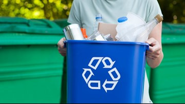 Free recycling bins offered to Woodland residents