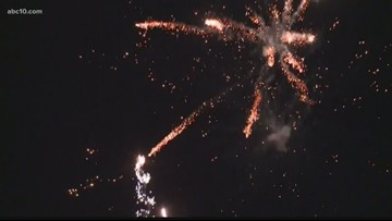 How to report illegal fireworks, gunshots on New Year's Day