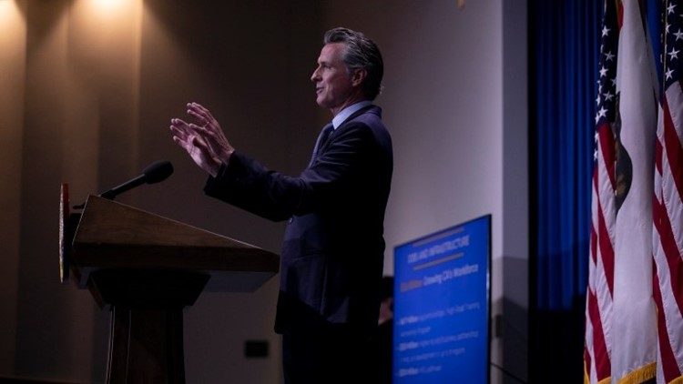 Three things to know about Gavin Newsom's spending spree