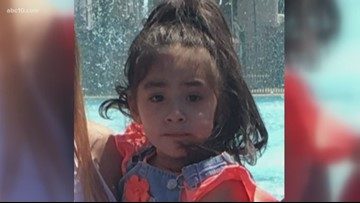 5-year-old girl still missing after falling into dangerous Stanislaus River
