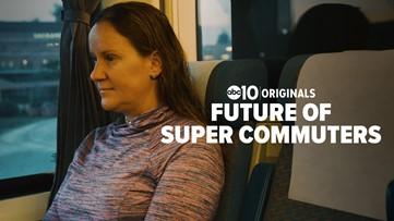 The future of California's super commuters