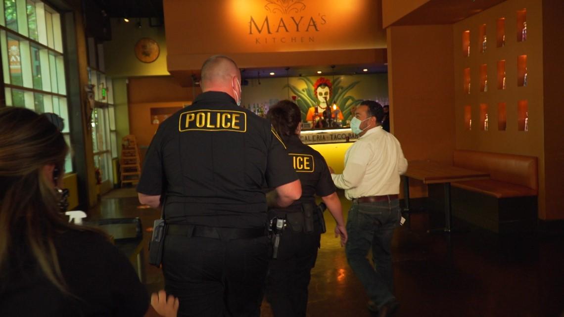 California's Alcohol Beverage Control checks Sacramento restaurants on busy Friday night