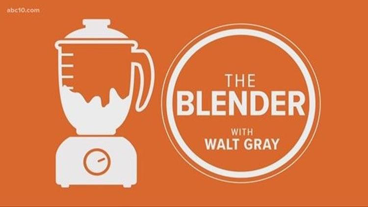 Walt's Blender