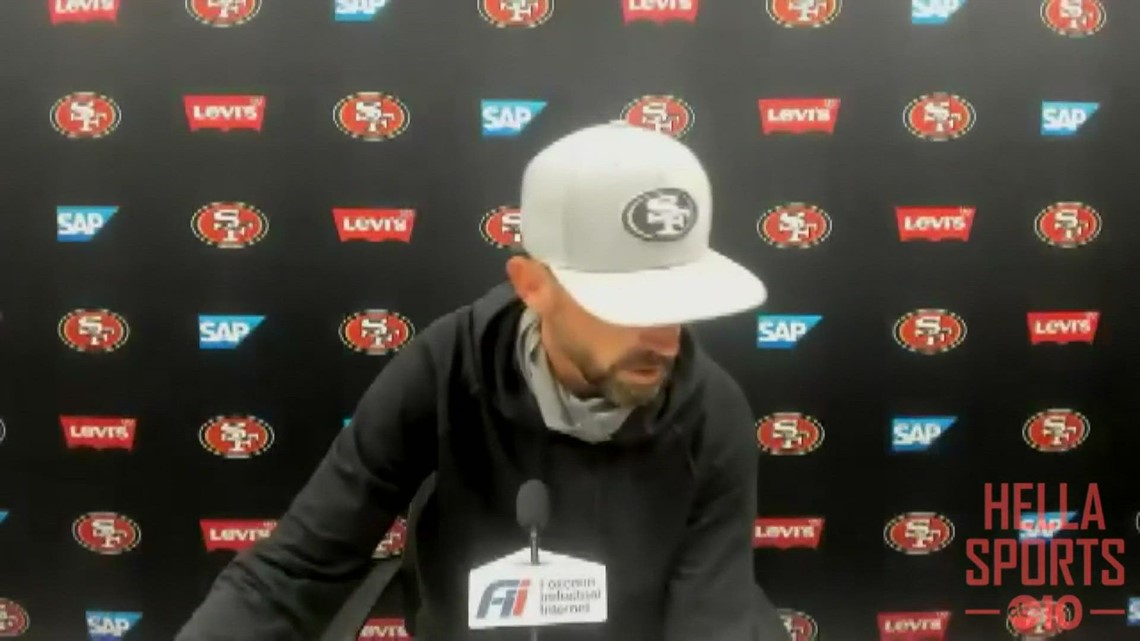 San Francisco 49ers coach Kyle Shanahan won't commit to Mullens or Beathard as QB for Week 5