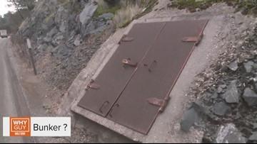 Why Guy: Is that a bunker along I-80 in Auburn?