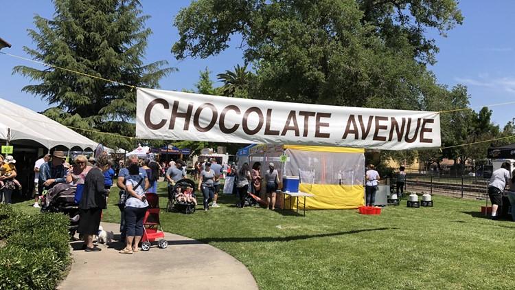 051419 oakdale chocolate festival