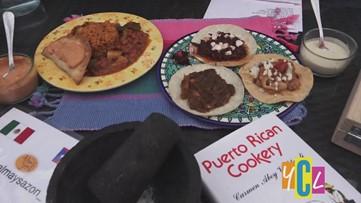 Borinquen Soul: Puerto Rican Vegan