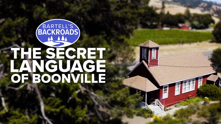 Boonville and the secret language of Boontling | Bartell's Backroads