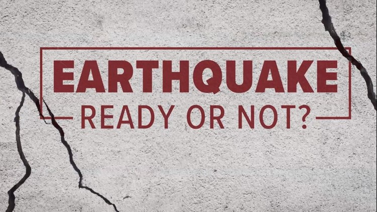Earthquake Preparedness | Ready or not?