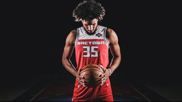 Red is the new purple: Sacramento Kings unveil new city jerseys for 2019-2020 season