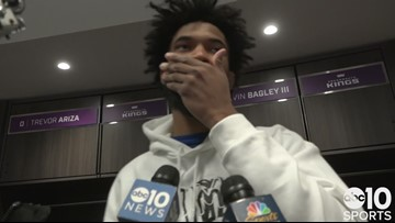 Marvin Bagley III sees improvements after Kings collect first win of preseason