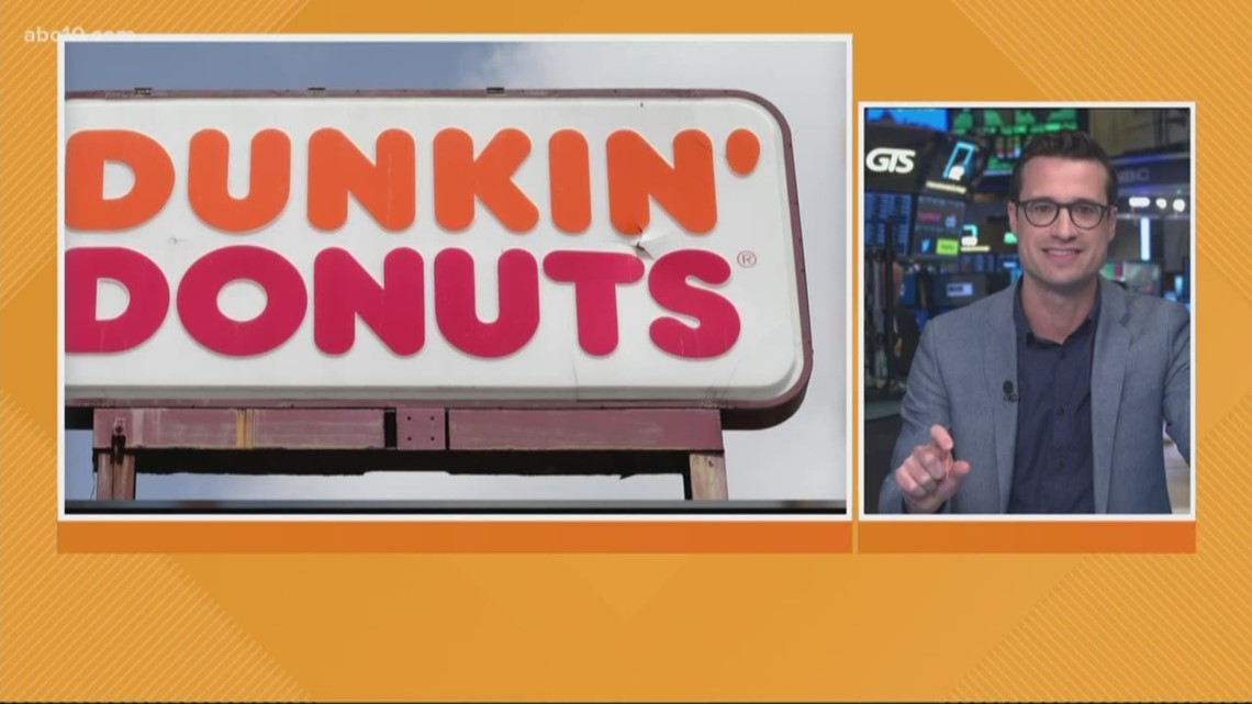Whole Coffee places Dunkin' Branded coffee thins