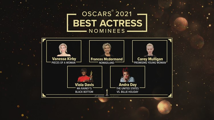 Best Actress Nominees | Mark Previews the 93rd Academy Awards