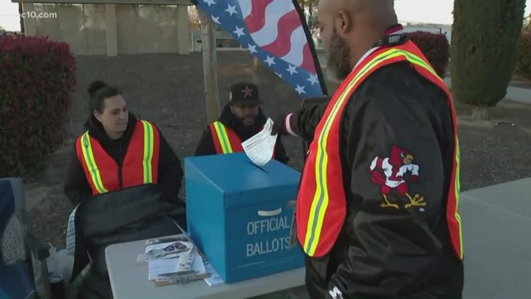 San Joaquin County trying 'Drive Up Democracy' to make voting easier