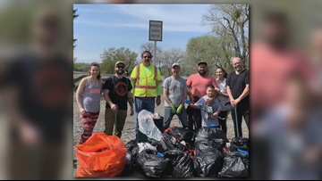 Reddit user makes friends by organizing trash clean-up on Sacramento River
