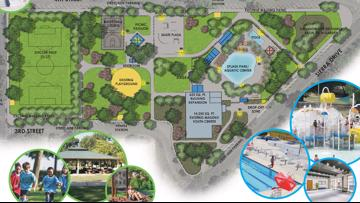 New water splash park heading to Modesto with major Cesar Chavez Park upgrade