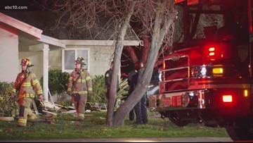 1 dead, 2 injured after car crashes through Rancho Cordova home