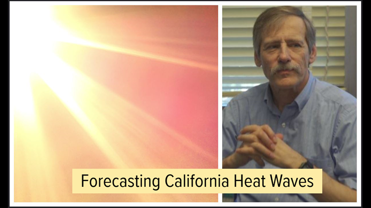 New connection to tropical thunderstorms and California Heat Waves: Geek Lab