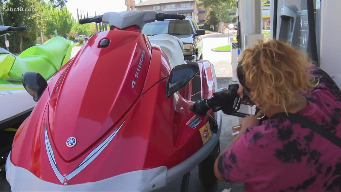 Gas prices in Greater Sacramento Region highest in 9 years