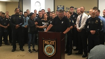 Officer Tara O'Sullivan's family speaks for the first time since shooting | RAW