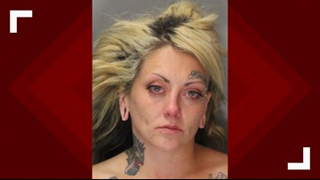'Jailbirds' | Megan 'Monster' Hawkins in jail again