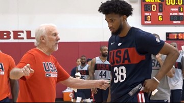 Kings' Marvin Bagley III withdraws from consideration for US World Cup team