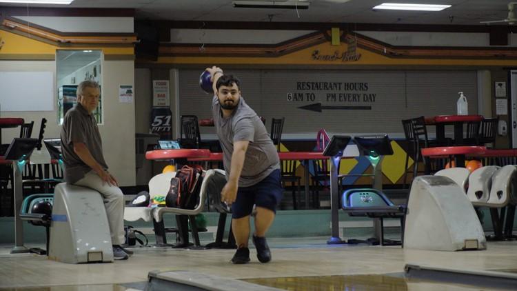 Meet Modesto's blind bowler   ABC10 Originals