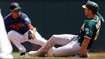 Kepler's single gives Twins walk-off win over Athletics