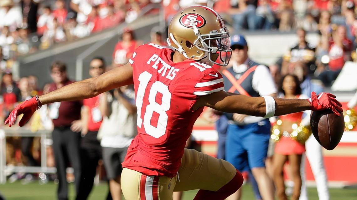 best website 9e849 970ff San Francisco 49ers | Sacramento, CA | ABC10.com