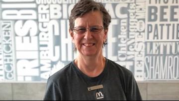 McDonald's employee celebrates 30 years at Fair Oaks restaurant